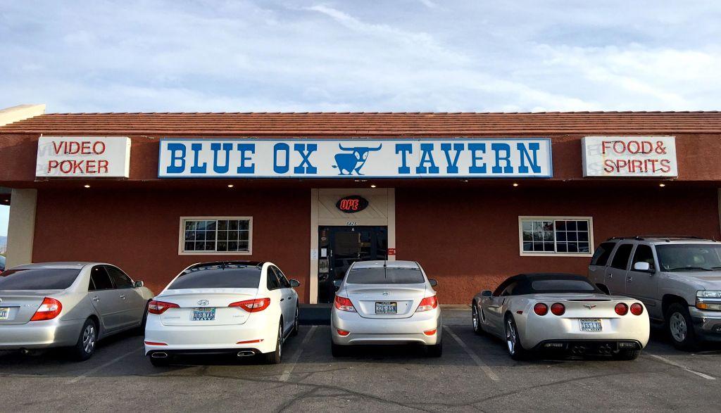 Blue Ox Tavern Las Vegas