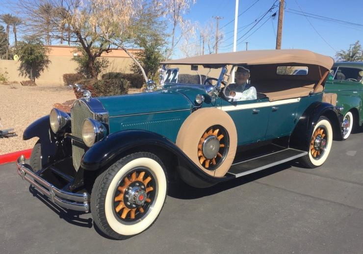 Packard Bob